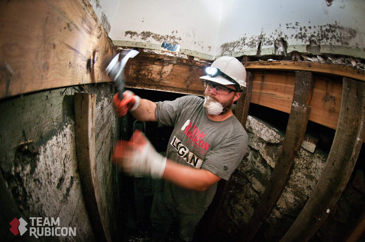 Team Rubicon Operation: Rock Steady