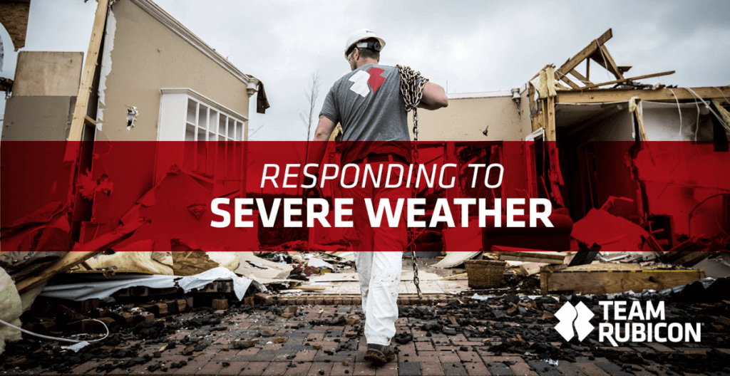Supporting the South in the Wake of Severe Weather