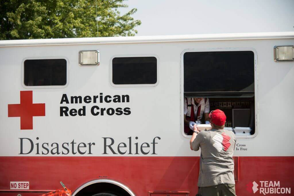 How Team Rubicon Serves Communities in Partnership with the American Red Cross