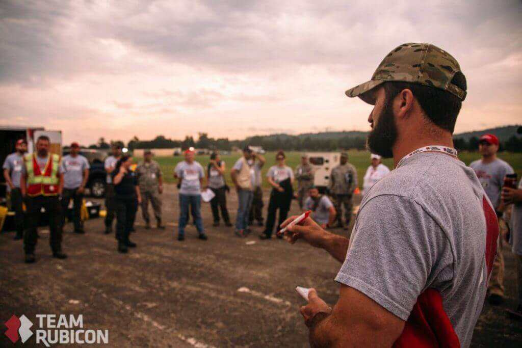 Seven Steps to Scale Input – How Team Rubicon Stays on Track with Growth