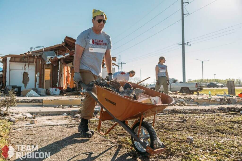 Team Rubicon Put the Fire Back in My Belly
