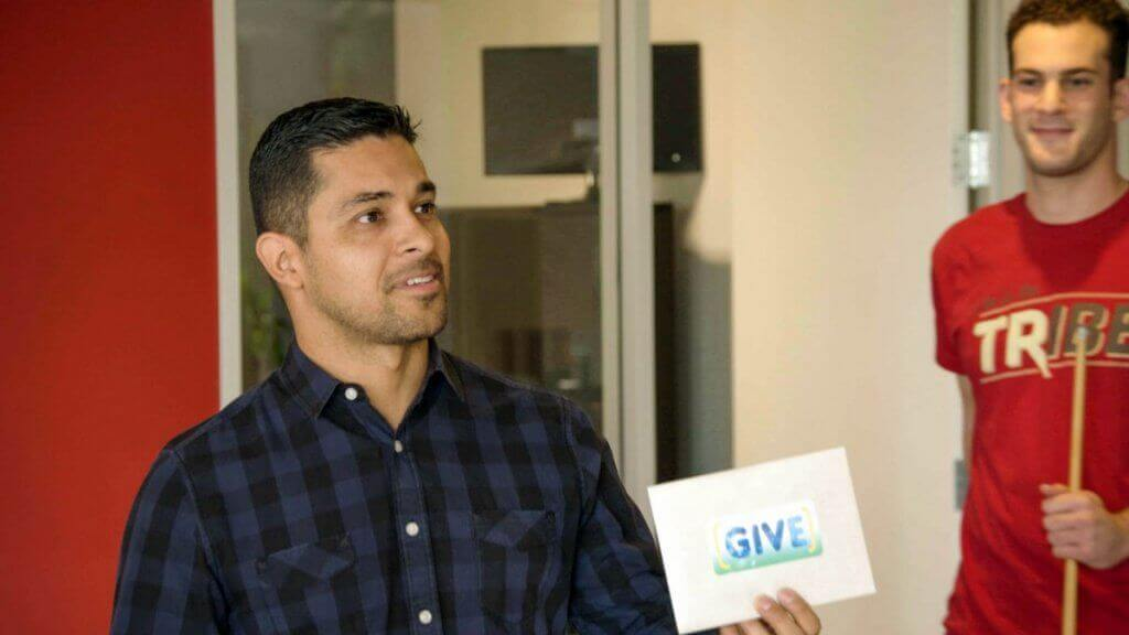 "Actor Wilmer Valderrama to Introduce Team Rubicon on NBC's ""GIVE"""
