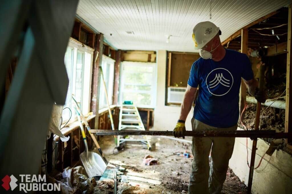 Everbridge CIO Deploys to Missouri with Team Rubicon