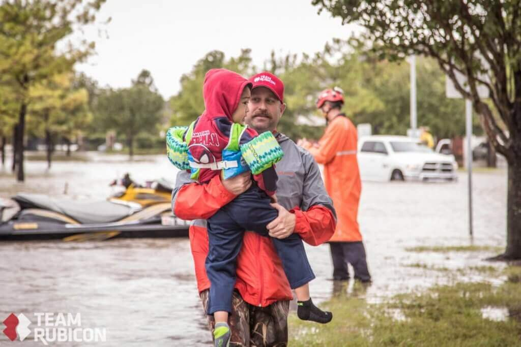 Situation Report: Dozens of Residents Rescued