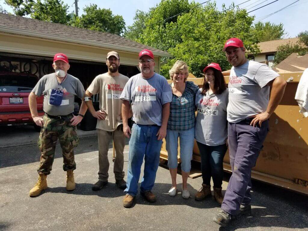 Miss Marianne Shows Team Rubicon Some Midwest Hospitality