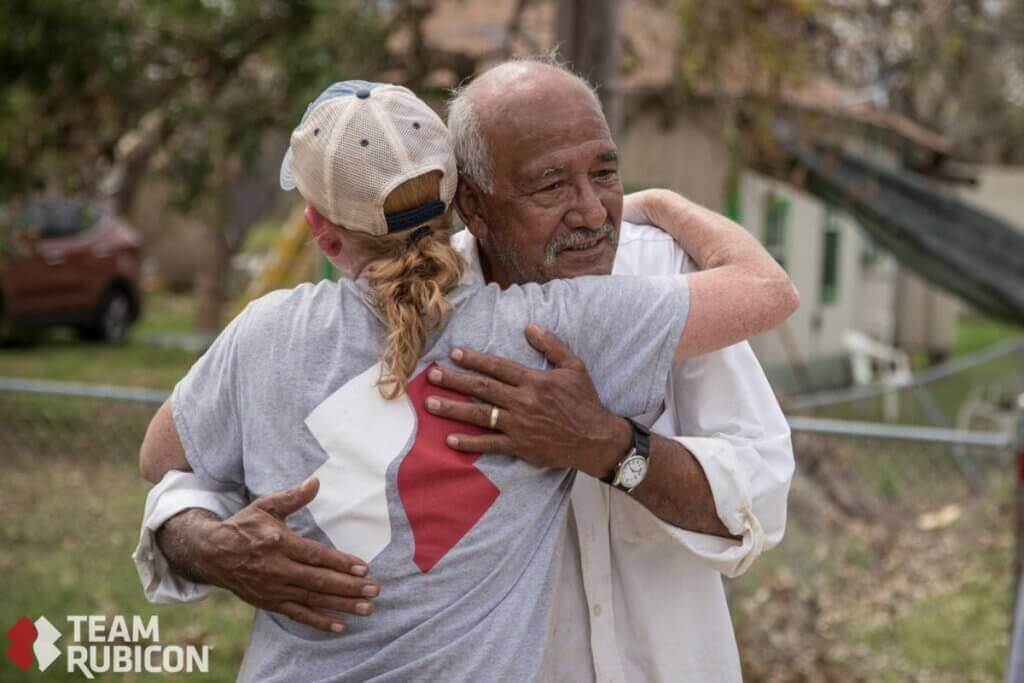 Helping a Texan Recover and Reunite with Family