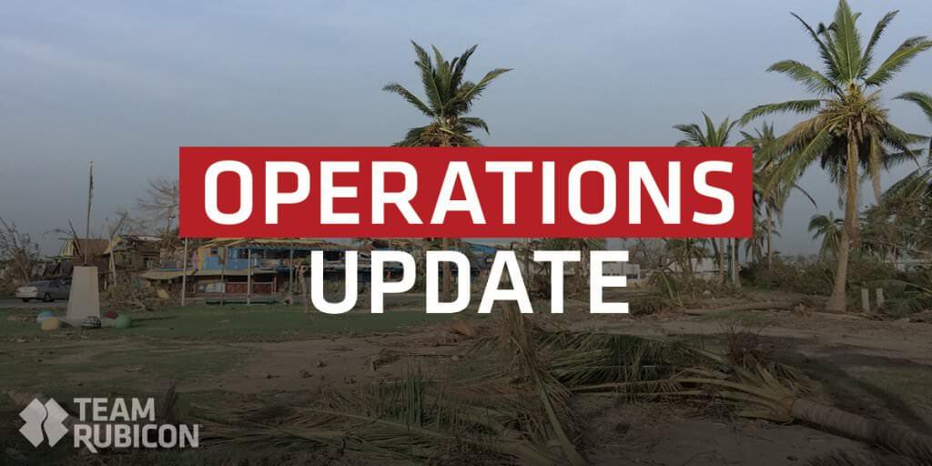 Hurricane Maria Update