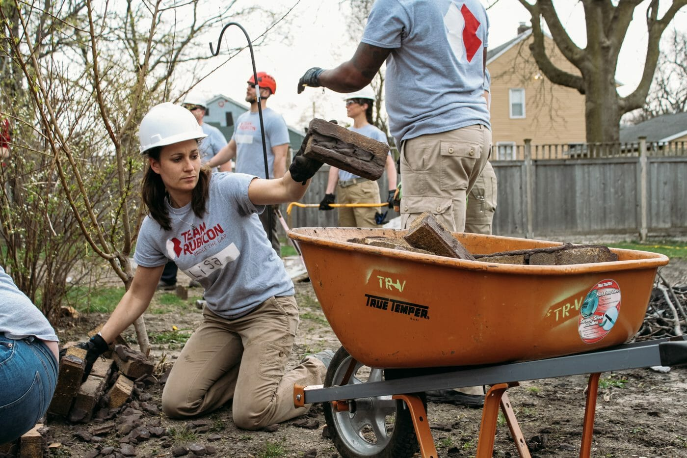Presidents Day Weekend A Call To Serve Team Rubicon