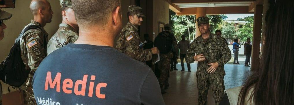 Operation Continuing Promise Honduras