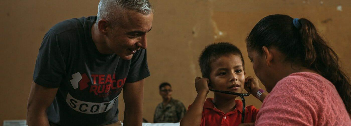 Operation Continuing Promise Guatemala